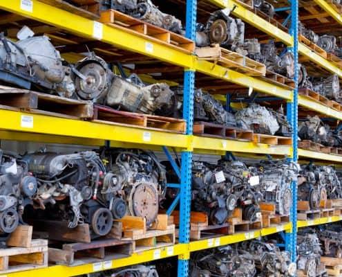 truck motor parts